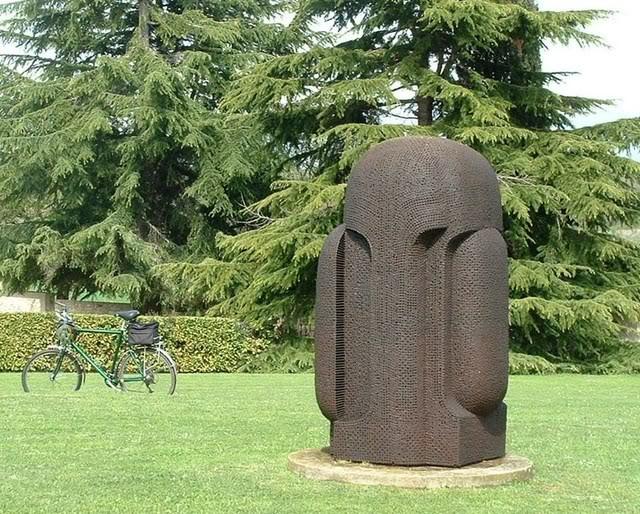Vrsar statue