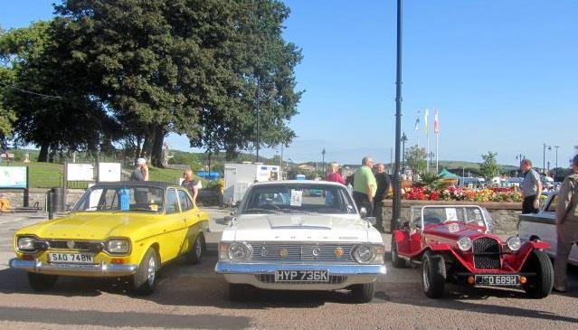 Kirkcudbright Classic Car Meet Aug 2013 056