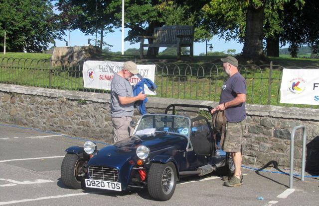 Kirkcudbright Classic Car Meet Aug 2013 058