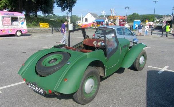 Kirkcudbright Classic Car Meet Aug 2013 104