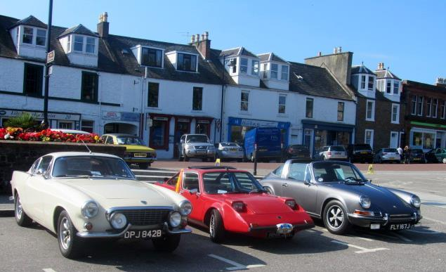 Kirkcudbright Classic Car Meet Aug 2013 114