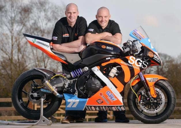 Ryan Farquhar and Keith Amor