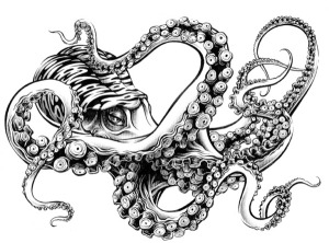 Octopussy on Behance