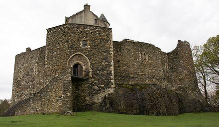 dunstaffinage-castle